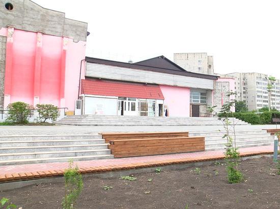 Фасад «Харбина» в Благовещенске заиграет новыми красками