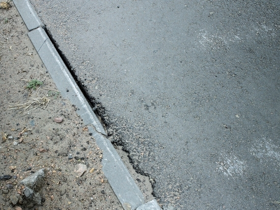 В Улан-Удэ нерадивый дорожный подрядчик оштрафован на 1 млн рублей