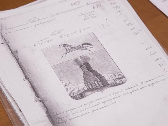 Минус конь: герб Барнаула изменят ради соответствия требованиям геральдики