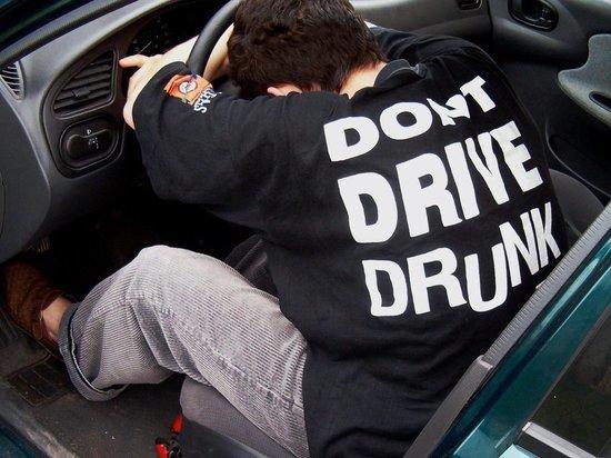 В Томской области пойманный пьяным и без прав рецидивист на год отправится в колонию