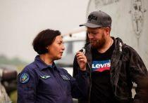 Пилот учебного центра ДОСААФ Наталия Крылова учит людей летать
