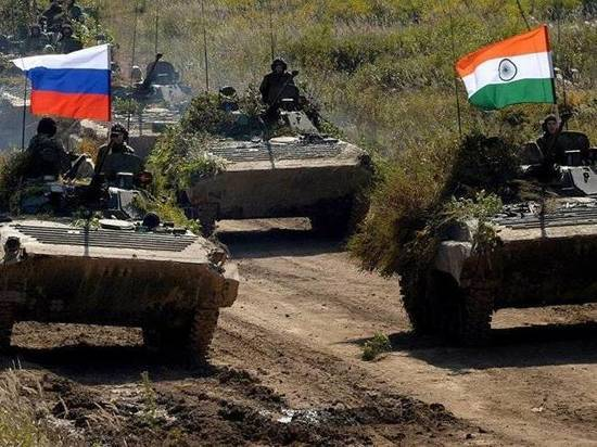 По соседству с Калмыкией пройдут международные военные учения