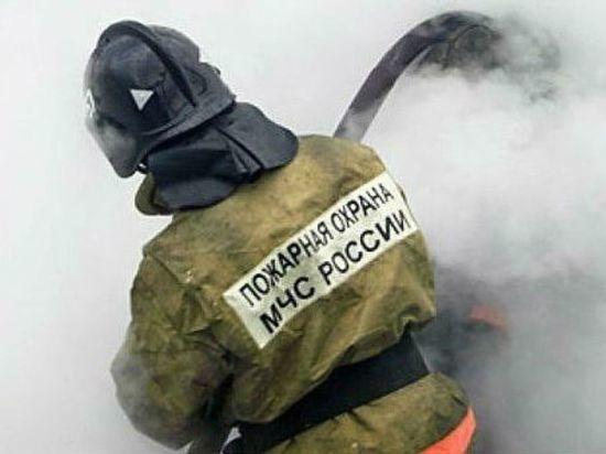 В Элисте горела многоэтажка, эвакуировали жителей