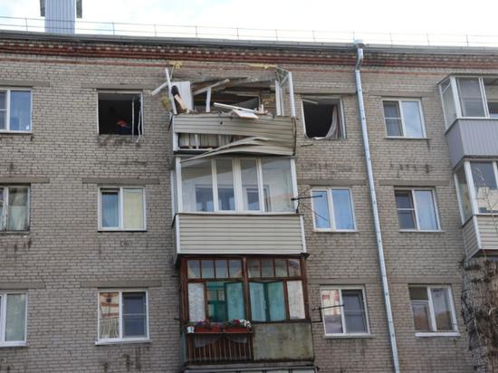 Сегодня в пятиэтажном доме на улице Молодежной, 37в одной из квартир случился взрыв газа