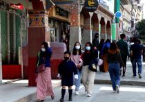 За неделю в гималайском королевстве Бутан полностью вакцинированными прививками от COVID-19 оказались 90% отвечающего критериям вакцинации взрослого населения