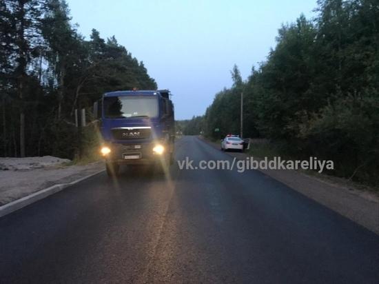 В Карелии в ДТП погиб ребенок-пешеход