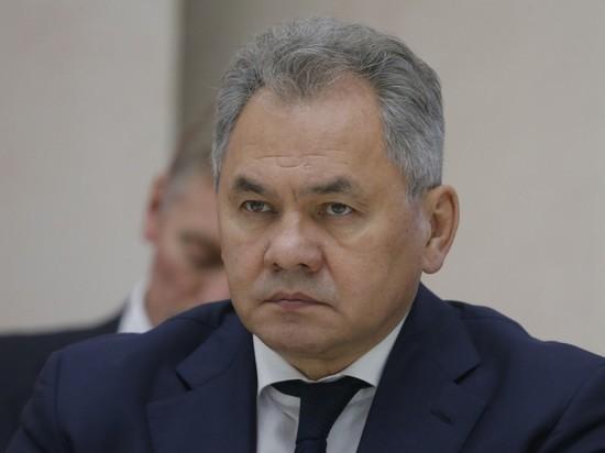 Шойгу: российская база в Таджикистане будет реагировать на угрозы стране