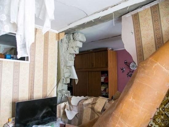 Жильцов дома, в котором взорвался газ, разместят в гостинице «Барнаул»