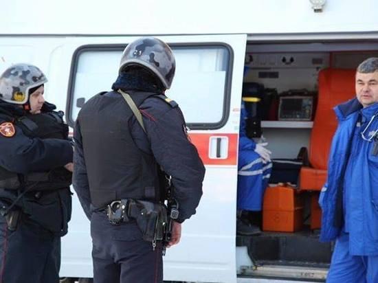 38-летний челябинец накинулся на медиков скорой помощи