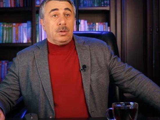 """Доктор Комаровский объяснил заражение детей штаммом коронавируса """"дельта"""""""