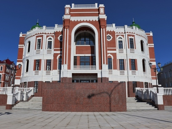 Марийская госфилармония откроется в Йошкар-Оле 13 августа