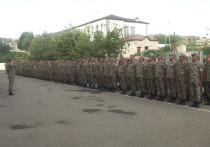 Азербайджанские военные начали продвигаться вглубь территории Армении