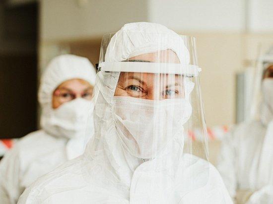Красноярским врачам вернули выплаты за борьбу с коронавирусом
