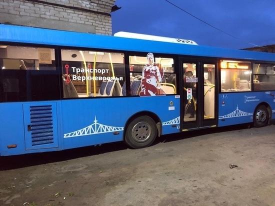 Синие автобусы в Ржеве: «Транспорт Верхневолжья» освоился на новом месте