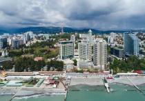 В Сочи запретили строить многоэтажные дома