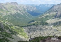На территории природного парка «Ергаки» на юге Красноярского края снова произошла трагедия
