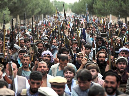 Талибан» и гомосексуализм: найдено объяснение ненависти террористов к  женщинам - МК