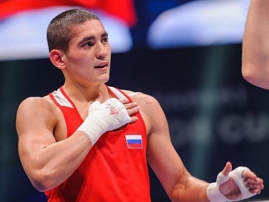 Боксер Батыргазиев из Югры выиграл 1/8 финала на Олимпиаде