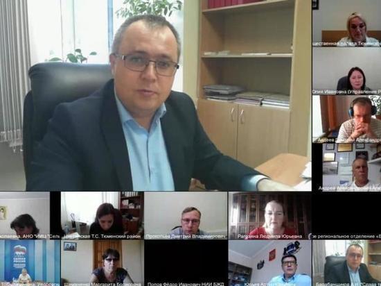 Тюменские эксперты обсудили меры профилактики заболеваний в ходе избирательной кампании