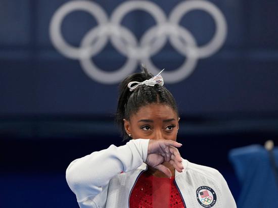 Чемпионка решила сосредоточиться на психическом здоровье