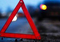 В Старожиловском районе столкнулись два КамАЗа, пострадал 28-летний водитель