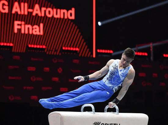 Наш корреспондент из Токио передает интервью главного героя российской гимнастики