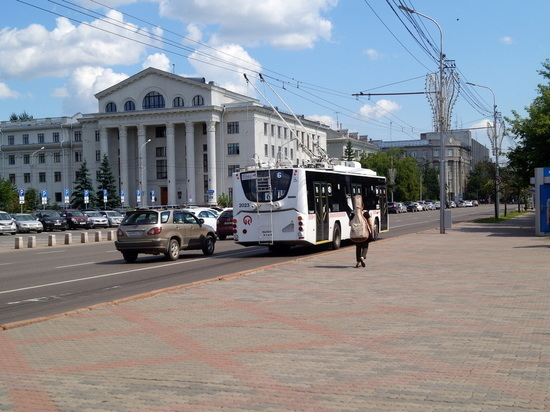 В центре Красноярска почти на три недели ограничат движение из-за ремонта теплосетей