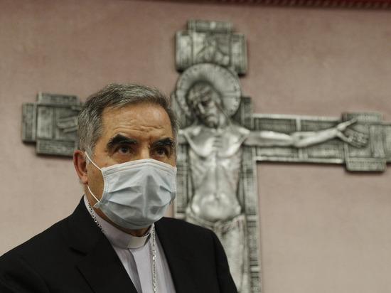 Перед судом впервые предстал один из самых высокопоставленных деятелей католической церкви