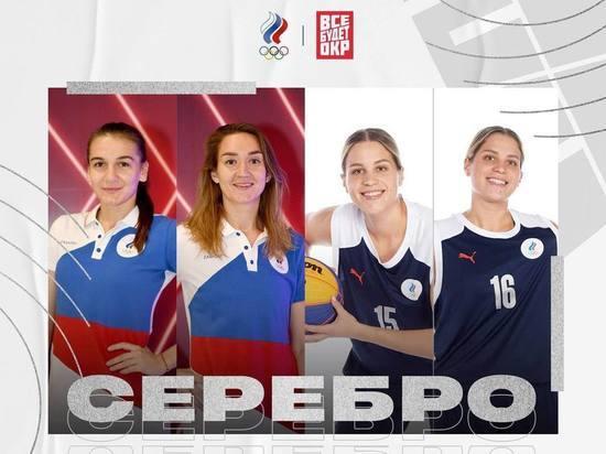 Женская сборная России по баскетболу 3x3 уступила США в финале Олимпиады