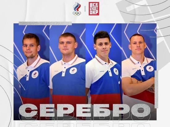 Мужская сборная России по баскетболу 3x3 завоевала серебро ОИ-2020