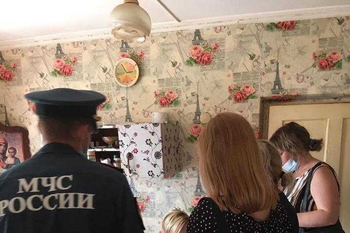 После визита пожинспекторов костромские родители бросают пить и устраиваются на работу