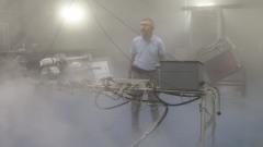 Учёные показали, как и зачем нагоняют туман: видео эксперимента