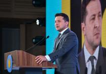 Президент Украины Владимир Зеленский 28 июля поздравил соотечественников с Днем Крещения Киевской Руси – Украины
