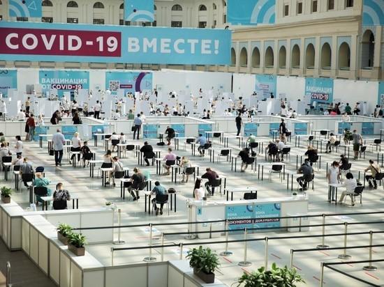 В России полностью привились «Спутником V» около 20 миллионов россиян