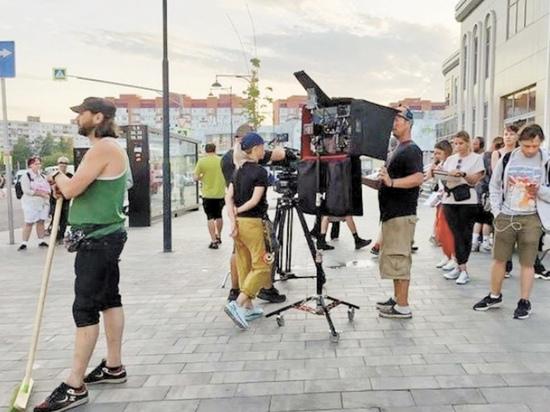 Первый день команда киношников провела на вокзале
