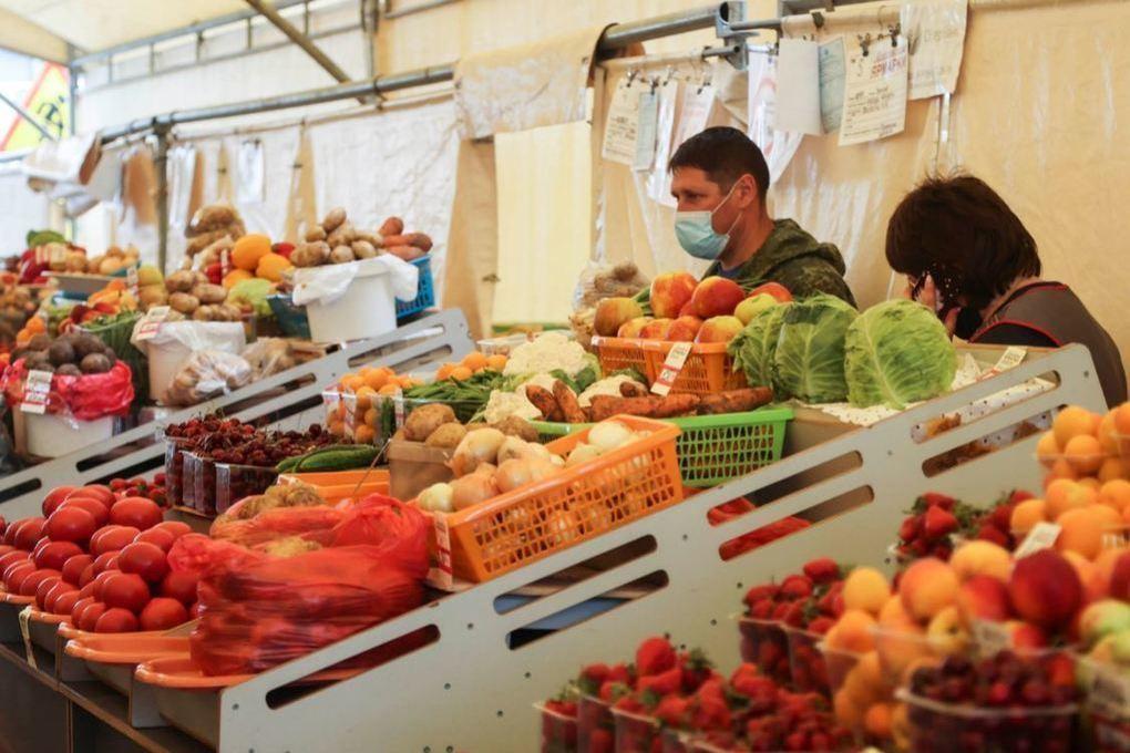 В России подешевели овощи и подорожали стройматериалы