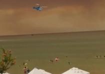 В Турции, в курортной провинции Анталья, бушуют пожары