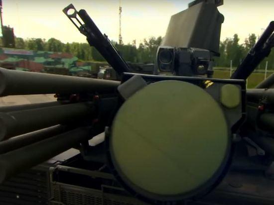 В Сирии «Панцирь-С» уничтожил дрон боевиков