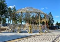 Световая ротонда высотой 15 метров появится в сквере Муравленко