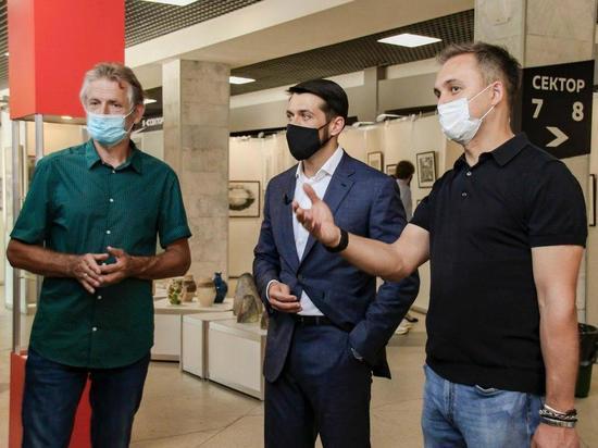 Выставку «Аз.Арт.Сибирь» посетили более 6 тысяч зрителей