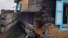 О последствиях удара молнии в жилой дом в Бурятии