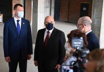 Средства на объект федералы выделят под личные гарантии Михаила Дегтярева
