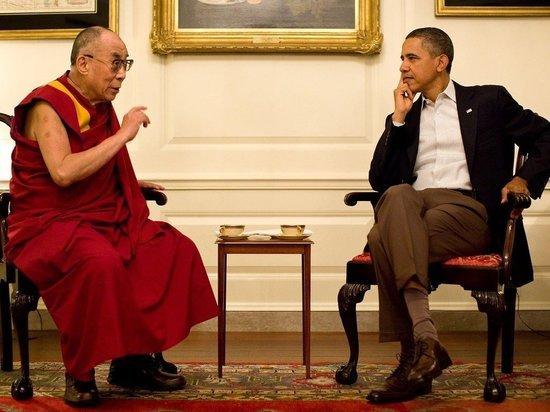 Далай-лама может переродиться в теле женщины за пределами Тибета