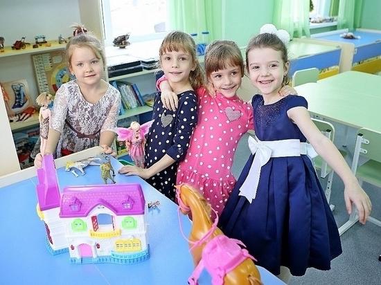 До конца года на Кубани достроят семь детсадов