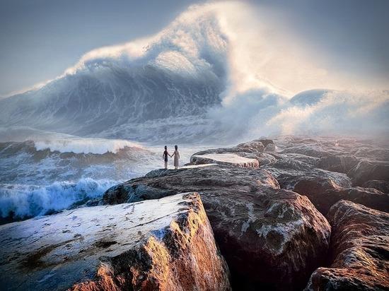 На Аляску надвигается цунами из-за землетрясения магнитудой 8,1
