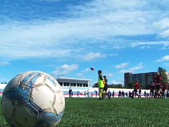 Амурские футболисты с ОВЗ показывают высокие результаты