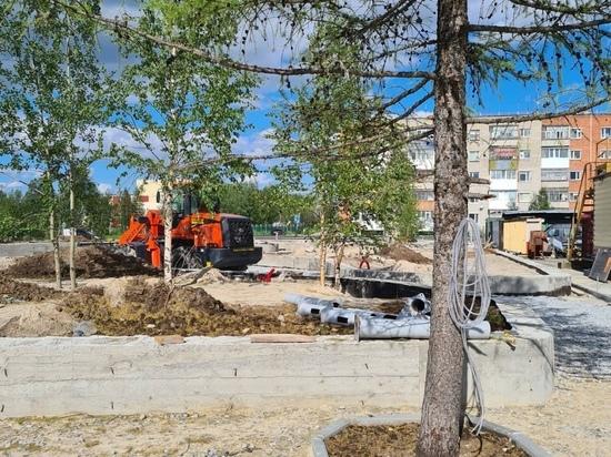 Пустырь на дальнем СМП в Ноябрьске превратят в новый сквер