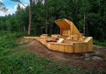 В агентстве по туризму Красноярского края сообщили о намерении продолжить благоустройство общественного пространства на Манской петле