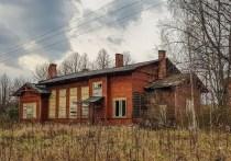 Любимая горожанами ретро-станция сгорела в Тверской области