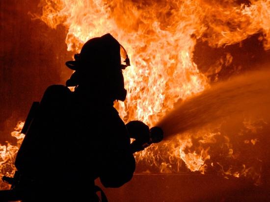 На пожаре в многоквартирном доме Йошкар-Оле погиб человек